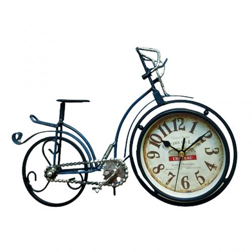 Ceas bicicleta metal Alexander 35x24cm