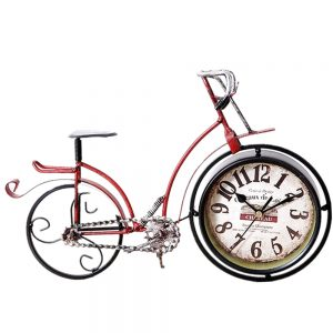 Ceas bicicleta metal Alexander vintage