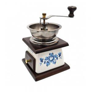 Rasnita artizanala Coffee Time, Ceramica, Vintage
