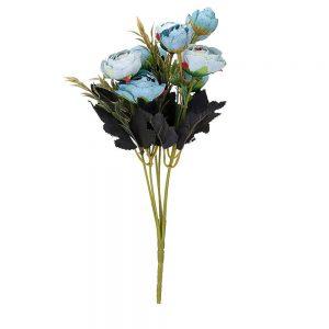 Buchet bujori Arlene vintage flori artificiale 30cm