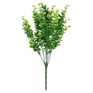 Eucalipt artificial verde deschis 30cm Eucaliptus buchet decorativ