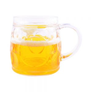Halba Fake Beer Fat Mug 400ml