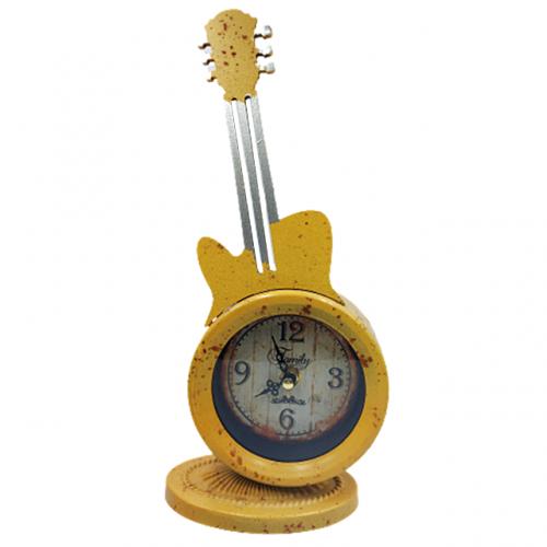 Ceas chitara Jimi metal 28cm vintage