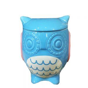 Vas bufnita Matilde ceramica recipient bucatarie