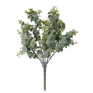 Eucalipt artificial verde inchis 30cm Eucaliptus buchet decorativ