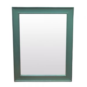 Oglinda vintage Urban Touch dreptunghiulara 75x95cm rama MDF