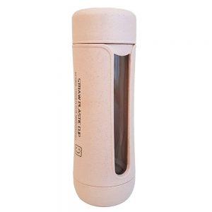 Termos sticla Yasmine 350ml protectie biodegradabila