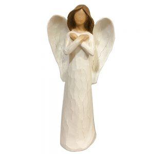 Statueta femeie inger Miracle 22cm