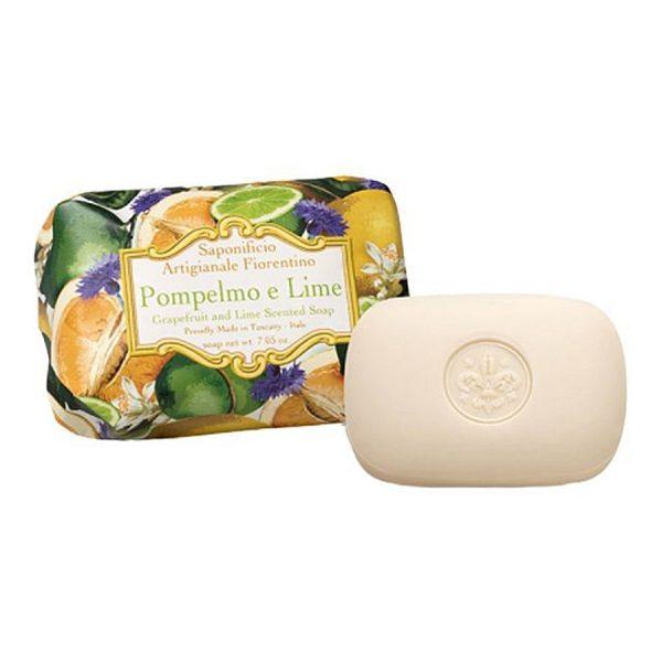 Sapun natural Lime & Grapefruit 200g