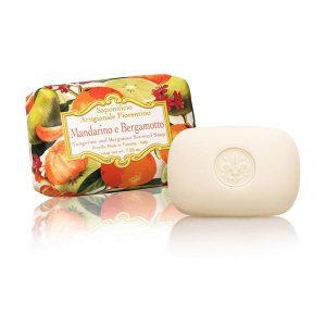 Sapun natural Mandarina & Bergamota 200g