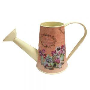 Stropitoare metal Berenice vaza flori decorativa