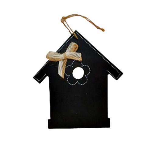 Tablita de scris cu creta House 15x22cm