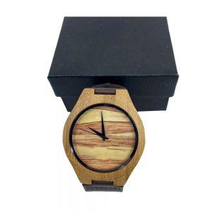 Ceas lemn Wood Watch ceas de mana personalizabil