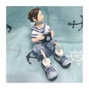 Decor marin figurina Popeye rasina