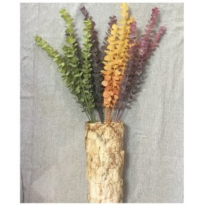 Eucalipt artificial multicolor 60cm Eucaliptus