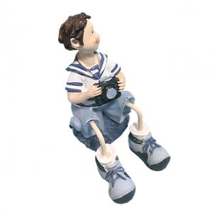 Figurina decorativa Sailor Man rasina