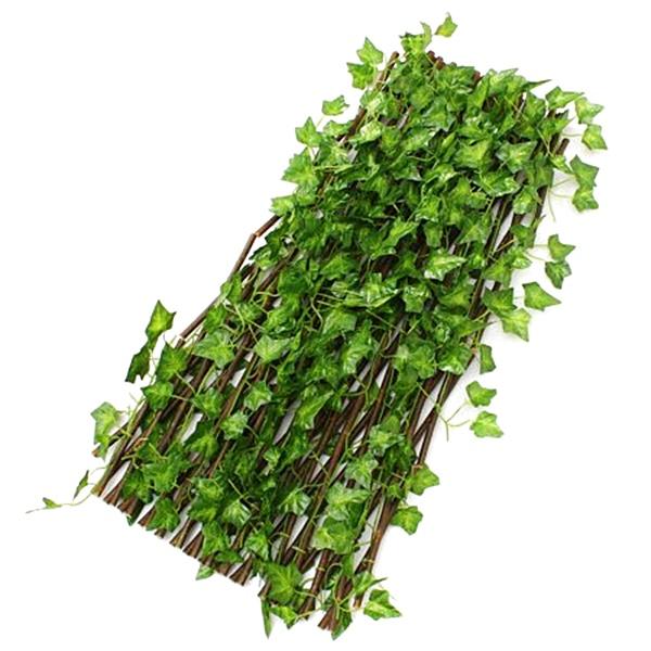 Gard artificial frunze Ivy Patio extensibil