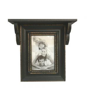 Rama foto Charles 10x15cm lemn vintage