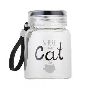 Sticla pentru lichide Cute Kitten 300ml