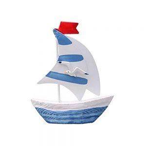 Barca lemn cu panze Marco 10x10cm