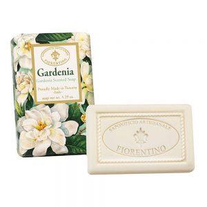 Sapun natural Gardenia 150g - Saponificio Artigianale Fiorentino