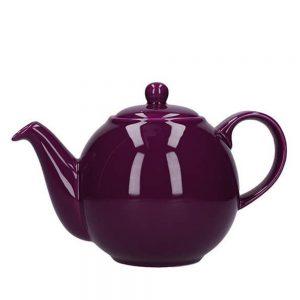 Ceainic ceramica Charles Teapot mov