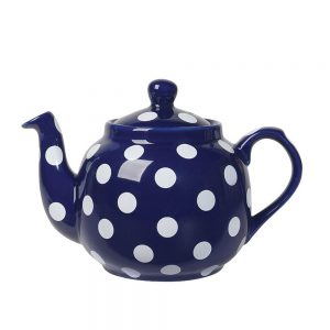 Ceainic ceramica William Teapot bleumarin 1000ml