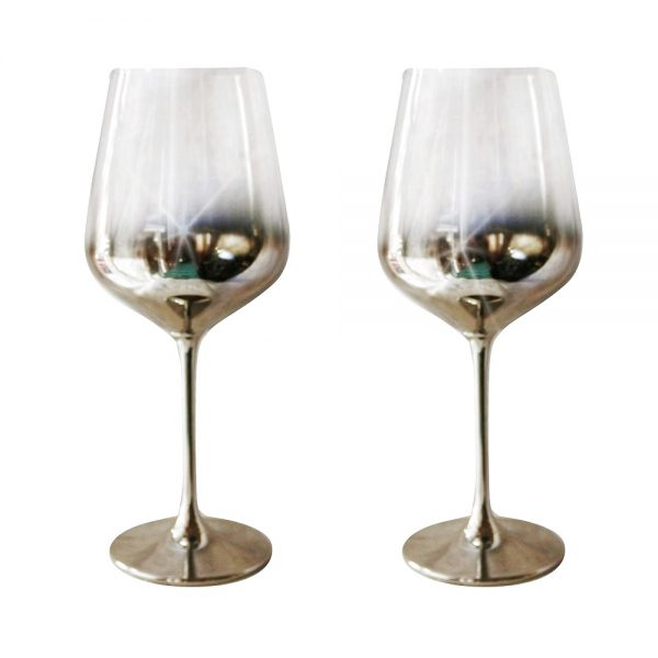 Set 2 pahare vin rosu Ombre Gerard
