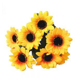 Buchet Floarea Soarelui artificiala Tory 30cm