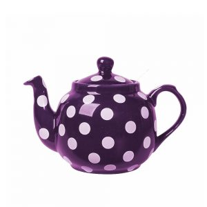 Ceainic ceramica William Teapot mov 1000ml