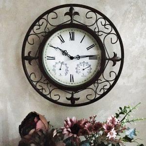 Ceas de perete Royal maro metal 34cm