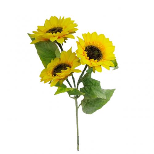 Floarea Soarelui artificiala Yellow Sunny 65cm