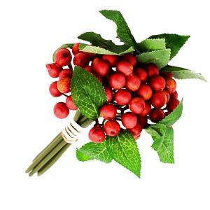 Flori artificiale cu bobite Jolie 30cm