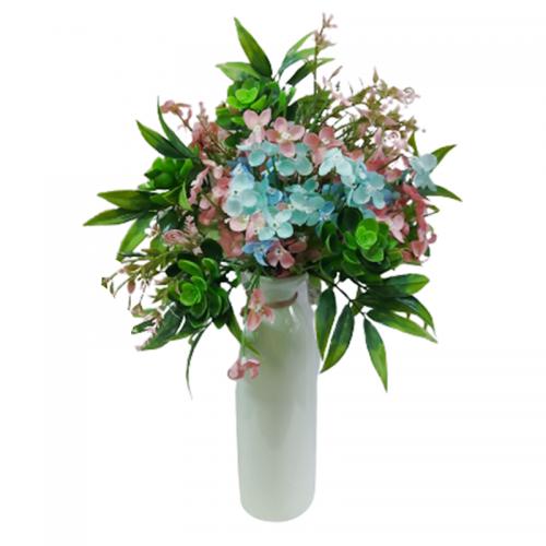 Aranjament flori artificiale Joy 42cm