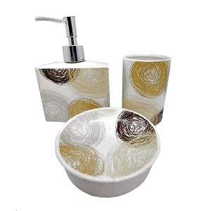 Set accesorii baie Jason ceramica
