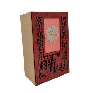Cutie de cadou Best Wishes 18x12x7cm