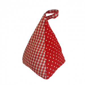 Opritor usa Red & White textil 15x25cm