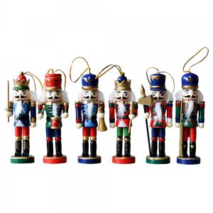 Spargator de nuci Nutcracker 6 figurine