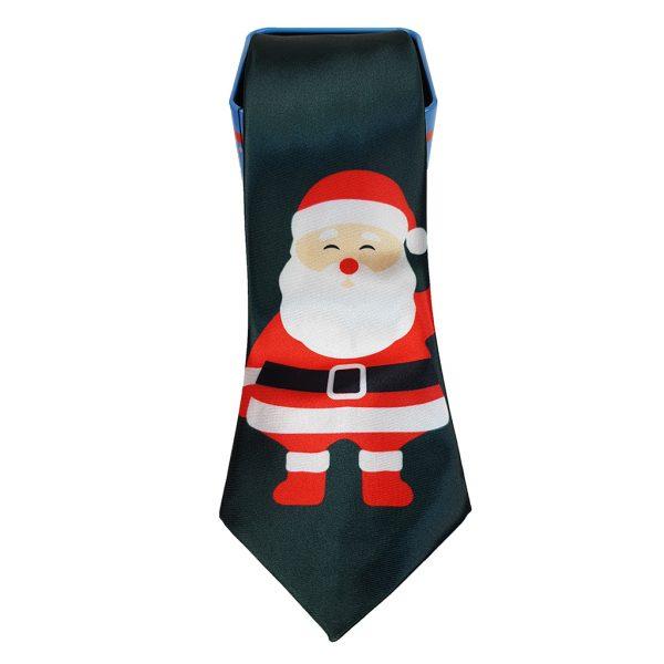 cravata craciun joyful in cutie metal