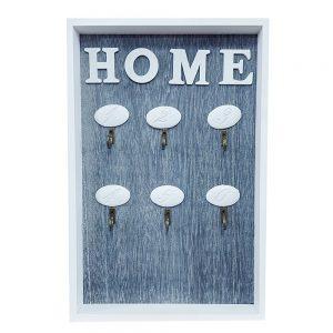 Cuier chei Happy Home lemn 20x30cm