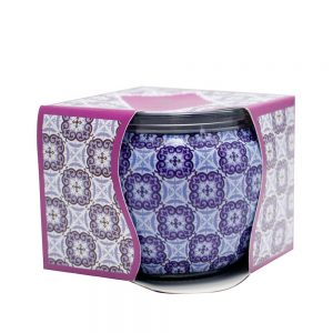 Lumanare parfumata in pahar Fresh Lavender