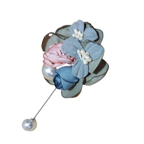 Brosa floare Dora ac de palarie