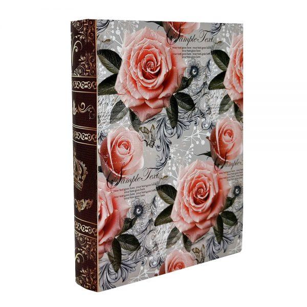 Cutie de cadou Roses tip carte 24x7x29cm