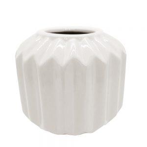 Vaza ceramica Steven gri 11cm