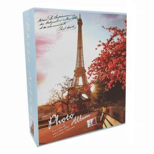 Album foto Tour Eiffel buzunare plastic 13x18cm