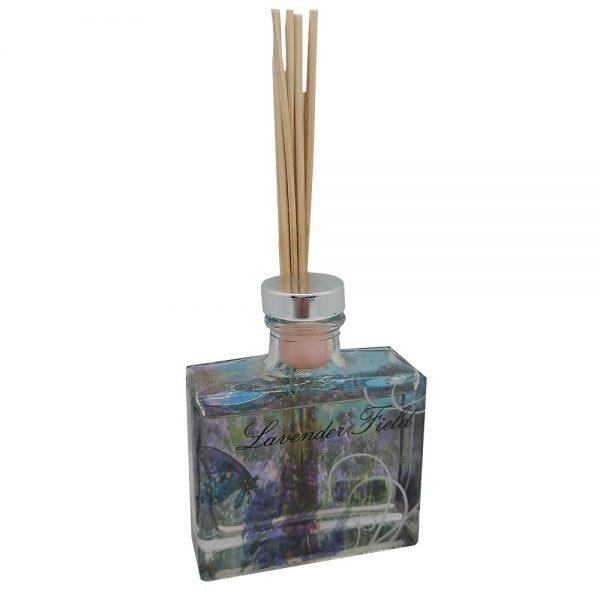Difuzor parfum cu betisoare Lavender Field