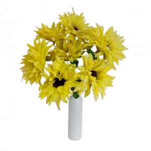Floarea Soarelui artificiala Yellow Sunny 50cm