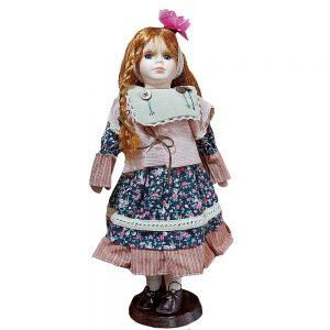 Papusa portelan Nicole 40cm par roscat