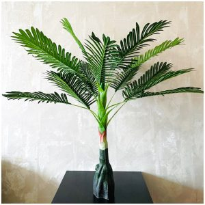 Planta artificiala Texas Palm 100cm