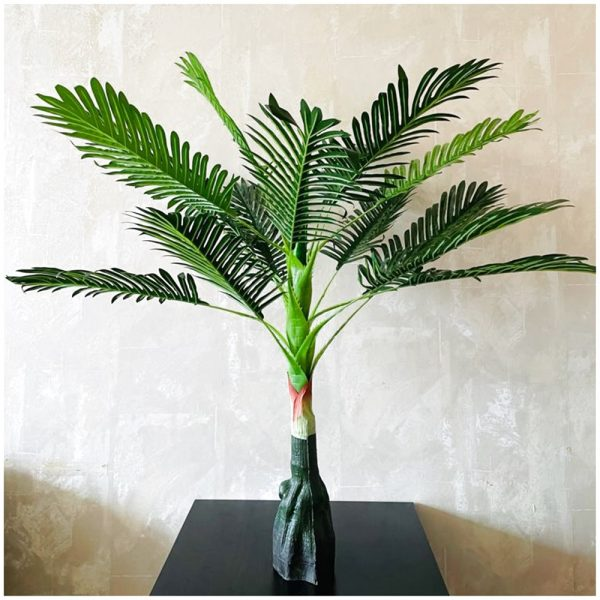 Planta artificiala Texas Palm 100cm